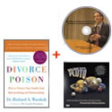 Divorce Poison, Welcome Back, Pluto, and Benefits & Hazards.