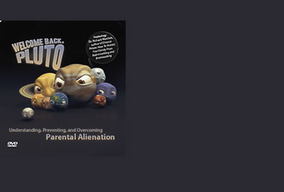 Pluto, Parental Alienation DVD for Children.